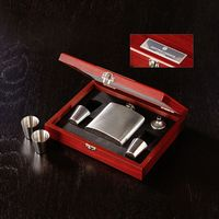 505203778-116 - Stainless Steel Flask Box Set - thumbnail