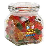 914447781-116 - Gummy Bears in Small Glass Jar - thumbnail