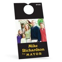 """102861630-183 - Door Hanger w/ Top Slit (3 1/2""""x6 3/4"""") 10 Point Card Stock/ 30% Recycled - thumbnail"""