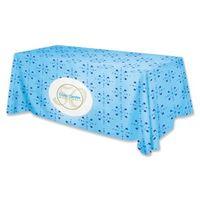 564034102-183 - Premium 6' Table Throw Tablecloth - thumbnail