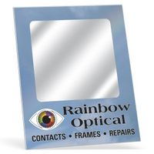 "903142693-183 - Magnet Mirror (3 3/4""x4 3/4"") - thumbnail"