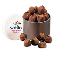565185884-117 - Cocoa Dusted Truffles in Designer Tin - thumbnail