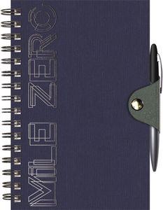 "124030062-197 - Linen SeminarPad Notebook (5.5""x8.5"") - thumbnail"