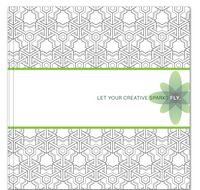 "145059717-197 - CreativeSpark™ Square Journal (8""x8"") - thumbnail"