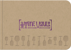 "164694145-197 - Wine Classic LifestyleJotters™ Notebook (5""x3.5"") - thumbnail"
