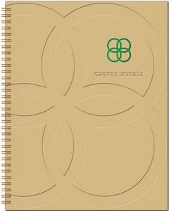 "313318984-197 - TheDirector™ HardCover Monthly Planner (8.5""x11"") - thumbnail"