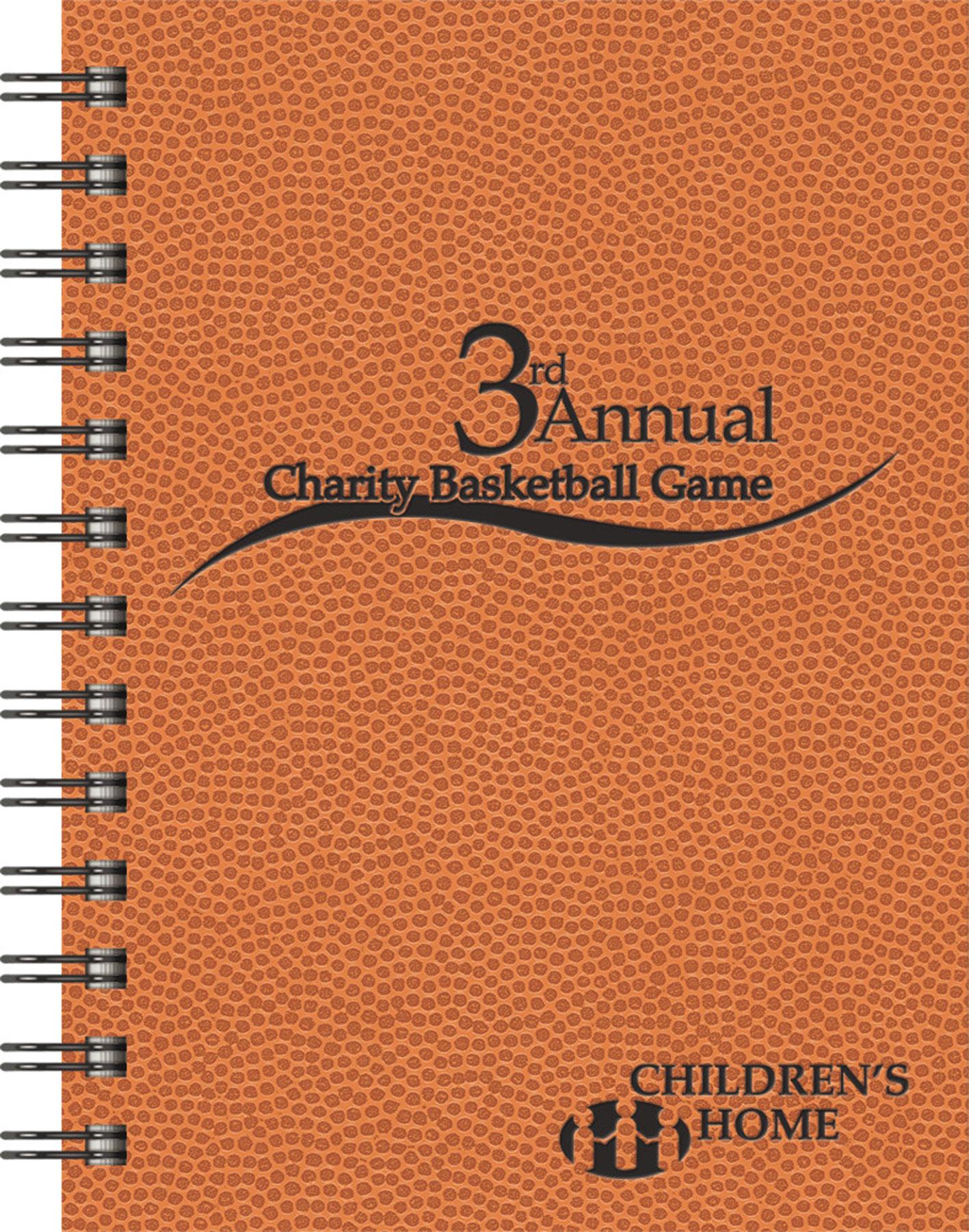 """354551914-197 - SportsBooks NotePad Notebook (5""""x7"""") - thumbnail"""