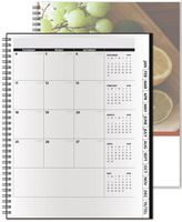 """363318934-197 - TheAnalyst™ Monthly Planner - ClearView™ (8.5""""x11"""") - thumbnail"""