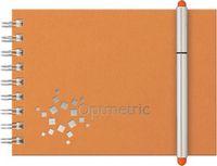 "545565301-197 - Classic StenoPad Journal Stretch Pen Set (5""x7"") - thumbnail"