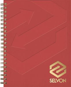 """704066761-197 - Classic Large Wire Bound Hybrid Planners™ (8.5""""x11"""") - thumbnail"""