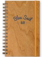 "954698439-197 - WoodGrain Journals SeminarPad (5.5""x8.5"") - thumbnail"