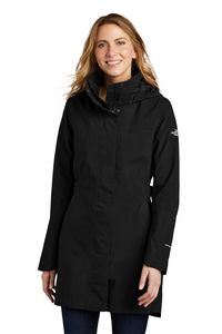 126510418-120 - The North Face® Ladies City Trench Coat - thumbnail