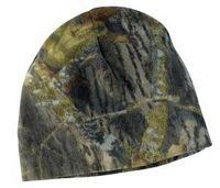 132775119-120 - Port Authority® Camouflage Fleece Beanie Hat - thumbnail