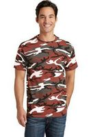 155159970-120 - Port & Company® Men's Core Cotton Camo T-Shirt - thumbnail
