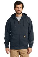 155955539-120 - Carhartt® Rain Defender® Paxton Heavyweight Hooded Zip-Front Sweatshirt - thumbnail