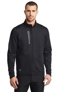 184554392-120 - OGIO® Men's Endurance Fulcrum Full-Zip Jacket - thumbnail