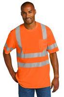 366377440-120 - CornerStone® ANSI 107 Class 3 Mesh Tee - thumbnail