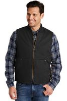 375453141-120 - Cornerstone® Washed Duck Cloth Vest - thumbnail