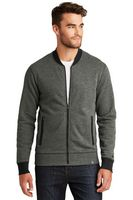 375491469-120 - New Era® French Terry Baseball Full Zip Jacket - thumbnail