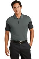 385157908-120 - Nike Golf Dri-Fit Sleeve Colorblock Modern Fit Polo Shirt - thumbnail