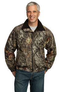 392164004-120 - Port Authority® Men's Mossy Oak® Challenger™ Jacket - thumbnail