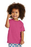 394493089-120 - Port & Company® Toddler Core Cotton T-Shirt - thumbnail
