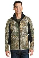 505164579-120 - Port Authority® Men's Camouflage Colorblock Soft Shell Jacket - thumbnail