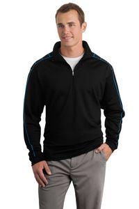 523074525-120 - Nike Golf Men's Dri-FIT 1/2-Zip Cover-Up Shirt - thumbnail