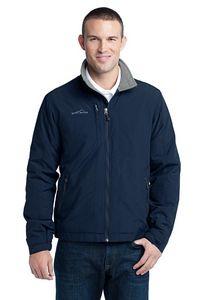 523926317-120 - Eddie Bauer® Men's Fleece Lined Jacket - thumbnail