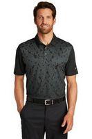 525448442-120 - Nike Golf Dri-Fit Mobility Camo Polo Shirt - thumbnail