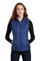 576218612-120 - Port Authority® Ladies Packable Puffy Vest - thumbnail