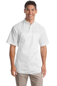 732091126-120 - Port Authority® Medium-Length Apron - thumbnail