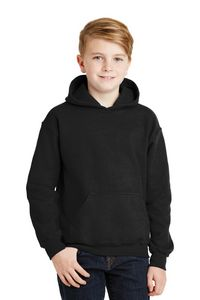743542338-120 - Gildan® Youth Heavy Blend™ Hooded Pullover Sweatshirt - thumbnail