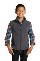 764168558-120 - Port Authority® Youth Value Fleece Vest - thumbnail