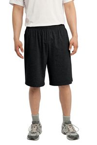 793540303-120 - Sport-Tek® Men's Jersey Knit Shorts w/Pockets - thumbnail