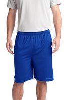 903707781-120 - Sport-Tek® PosiCharge® Tough Mesh Pocket Short - thumbnail