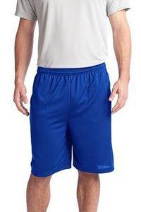 903707781-120 - Sport-Tek® Men's PosiCharge® Tough Mesh Pocket Shorts - thumbnail