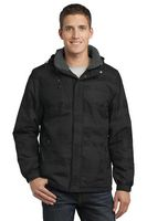 904168333-120 - Port Authority® Men's Brushstroke Print Insulated Jacket - thumbnail