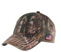 924481118-120 - Port Authority® Americana Contrast Stitch Camouflage Cap - thumbnail