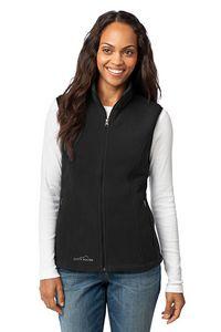 943925962-120 - Eddie Bauer® Ladies' Full-Zip Fleece Vest - thumbnail