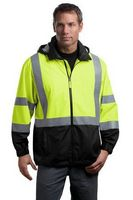 973505612-120 - Cornerstone® ANSI 107 Class 3 Safety Windbreaker Jacket - thumbnail