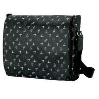 125815231-184 -  Black Lamborghini Shoulder Bag - thumbnail