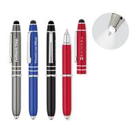 144295130-184 - Jupiter Ballpoint Pen / Stylus / LED Light - thumbnail