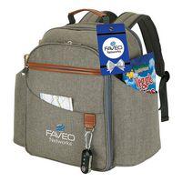 155775453-184 - Carlsbad Picnic Set & Cooler Backpack & Hangtag - thumbnail