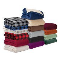 343393649-184 - Brookline Micro Mink Sherpa Blanket - thumbnail