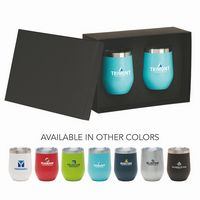 386177707-184 - Aria II Two-Piece Wine Tumbler Gift Set - thumbnail