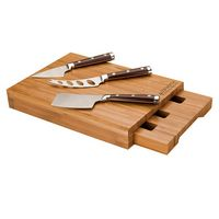 522556652-184 - Bambu Bamboo Cheese Set - thumbnail