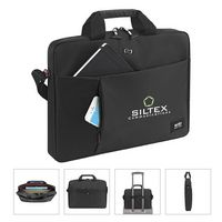 556102445-184 - Solo Lead Slim Briefcase  - thumbnail