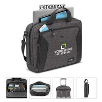 946084166-184 - Solo Solo Route Slim Brief w/ Tablet Pocket - thumbnail