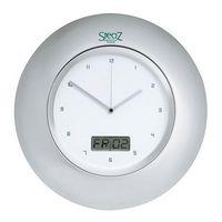 965815114-184 - Horlomur Series Wall Clock - thumbnail
